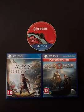 Ps4 games from R270