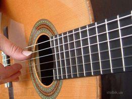 Уроки игры на гитаре в Чернигове