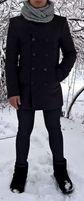 Пальто мужское кашемир Польша размер 48 новое за 1000 грн