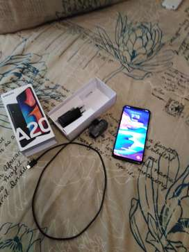 Sumsung Galaxy A20 32GB Memory good as new