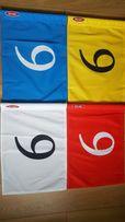 Flagi golfowe 1-9 nowe markowe