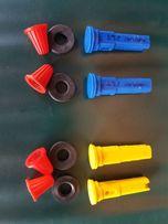 Dysze rozpylacze opryskiwacza eżektorowe przeciwwiatrowe