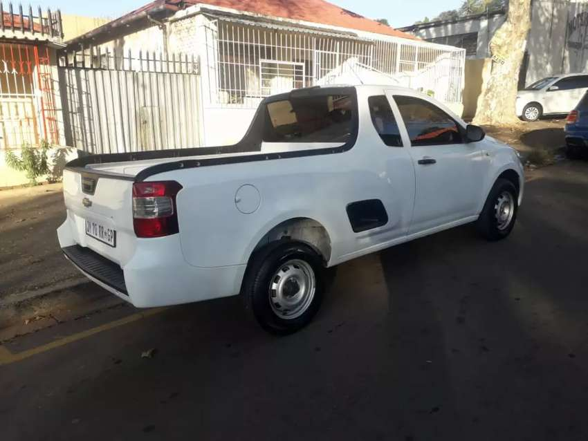 CHEVROLET UTILITY BAKKIE WITH AIRCON