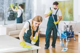 Spick and span cleaning products and services