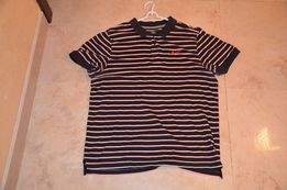 NIKE tshirt*podkoszulka męska xl/xxl w paski / 100% cotton