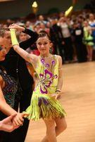 Продаю платье для бальных танцев Латина