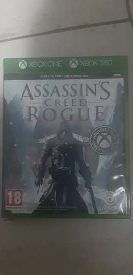 Assassin's creed rogue for xbox one/360