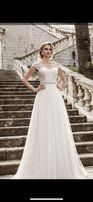 Свадебное платье( Италия) 450 $