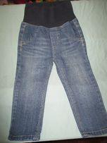Spodnie dla dziewczynki rozm. 86 - 6szt