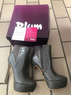 Plum limited edition shoes