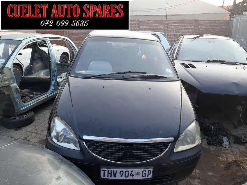 Tata Indica stripping for parts 0