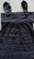 Ciążowa Tunika,Sukienka.