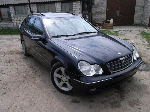 Запчасти Mercedes C-class w203 w220 w221 w211 w163 w164 АвтоРазборка Луцк - изображение 1