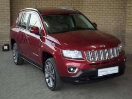 2015 Jeep Compass 2.0 Limited manual