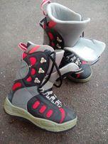 Ботинки,сапоги для сноуборда р,37