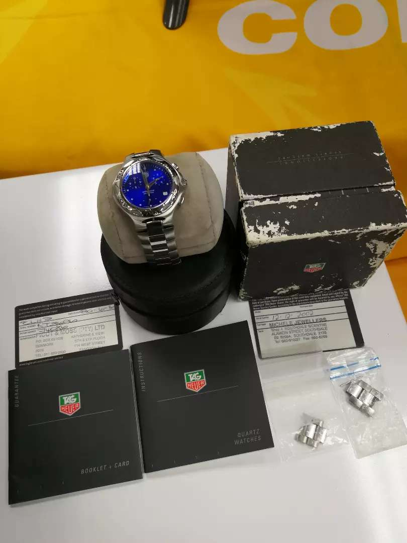 TAG Heuer watch 0