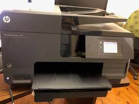 HP Officejet Pro 8610 - Printhead Required