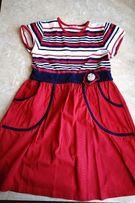 Красивое платье LC WAIKIKI 7-8 лет