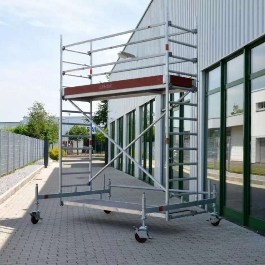 Rolling Tower | Mobile Scaffold 0