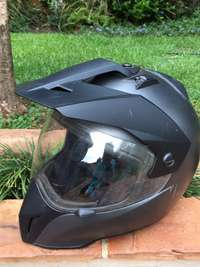 Image of BMW Enduro Helmet Small