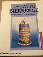 Alte Bierkruge Johannes und Peter Vogt album starych kufli.
