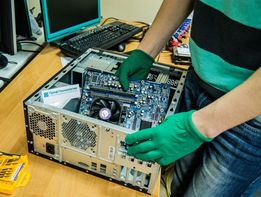 Я являюсь частным мастером по ремонту компьютеров, у меня более десятк
