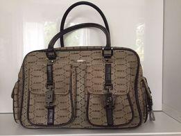 Torebka - kuferek duńskiej marki JJDK jak LV (w stylu Louis Vuitton;)