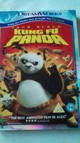 Двд Kung Fu Panda на англійській мові