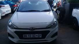 2015 Hyundai i-20 1.4 Engine Capacity