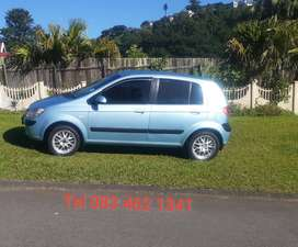 Hyundai Getz 160i High Spec