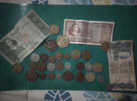 Old coins and more
