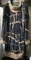 Свитер-платье-туника – Купить трикотажную тунику, школьнице 8-10 лет