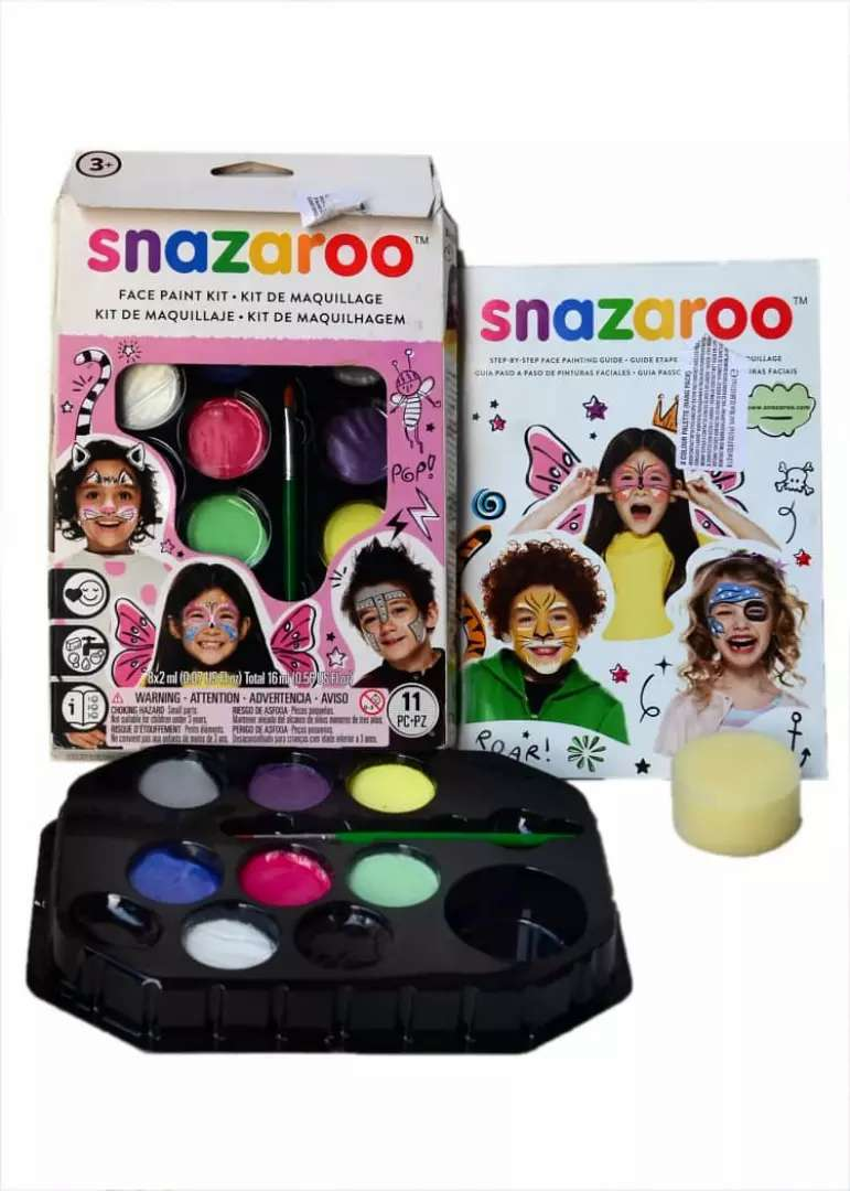 FACE PAINT Snazaroo UK made. 0