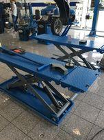 Podnośnik nożycowy SAMOCHODOWY Twin Busch TW S310E Dostawa Cała Polska