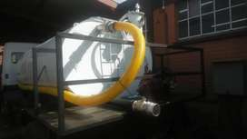 Manufacturers of Truck mounted tanks, water , septic and diesel tanks