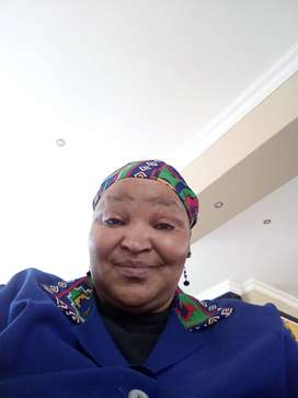 Smart and experienced Lesotho maid and nanny needs sleep in work