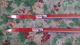 Narty biegowe Plenk Team wiązania SNS długość 215 cm
