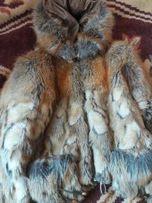 Шуба женская 42-44 размер.короткая.зимняя.теплая.б.у.