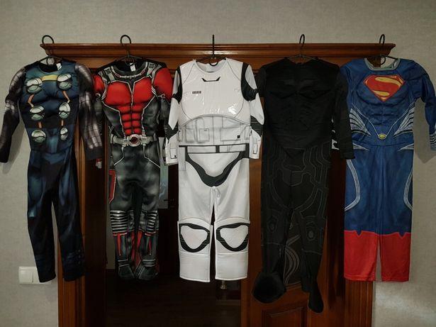Карнавальный костюм Супергероя,Марвел,2-10лет.После7лет, цена другая! Лужаны - изображение 2