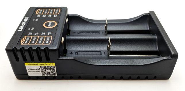 Универсальное зарядное устройство LiitoKala Lii-202 Градижск - изображение 3