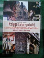 Ksiega kultury polskiej kultura encyklopedia literatura nauka polska
