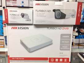 FACTORY DEAL! Advanced Hikvision 4 Channel CCTV Kit