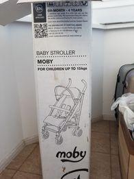 Прогулочная коляска Caretero moby