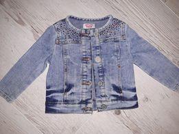 Джинсовая куртка пиджак Gee Jay Zara H&M