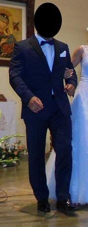 Garnitur ślubny, marynarka, spodnie, koszula Koszalin - image 2