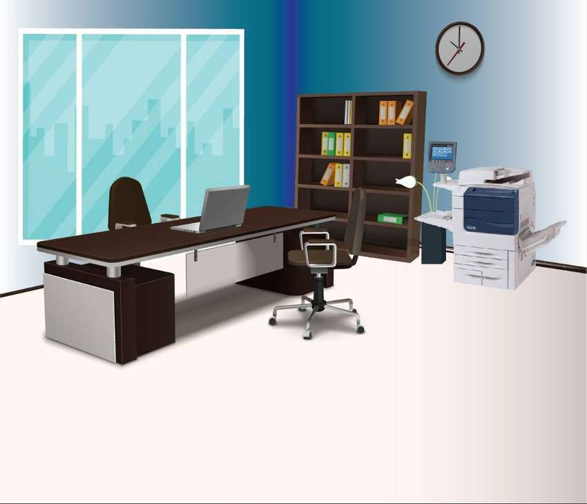 Office space for rent near workers house 0