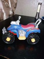 Квадрацикл конструктор