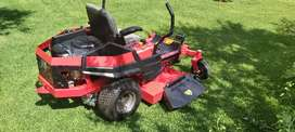 "Lawnmower  Gravely 54""ZTX 52"