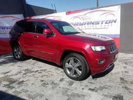 2015 Jeep Grand Cherokee 3.0 Crd Overland At - R339,900