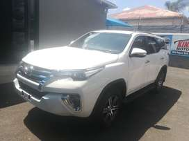 2016 Toyota Fortuner 2.4 GD6